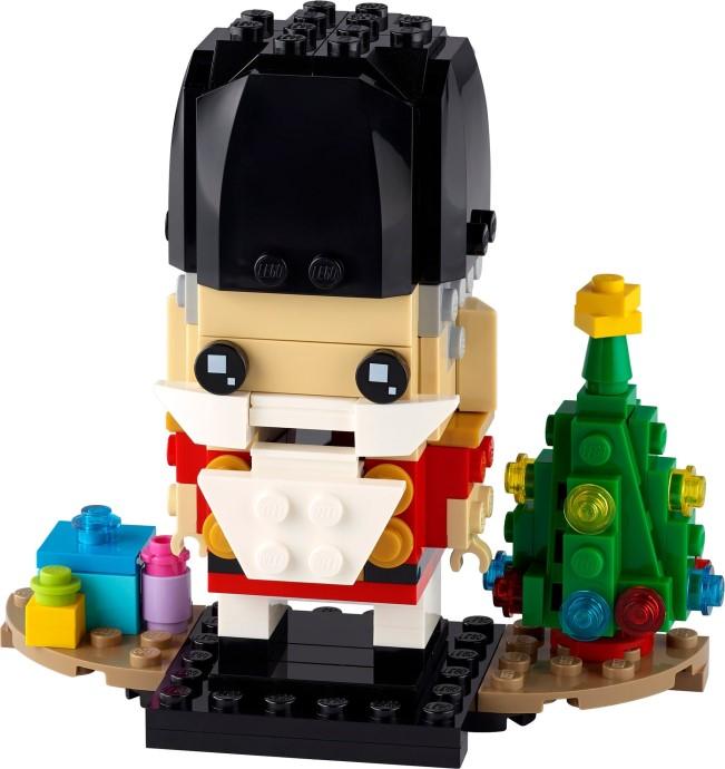 Lego BrickHeadz 40425 Pähkinänsärkijä