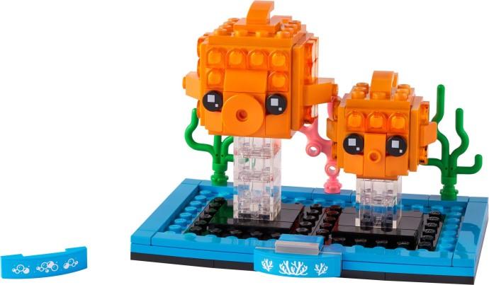 Lego BrickHeadz 40442 Kultakala