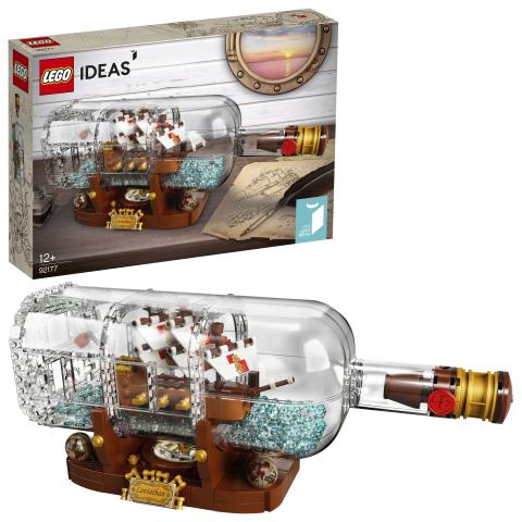 Lego 92177 Laivapullo