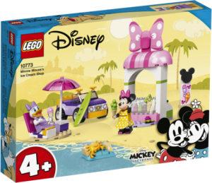 Lego Mickey and Friends 10773 Minni Hiiren Jäätelökioski