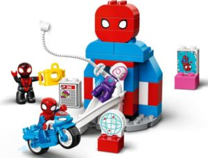Lego Duplo 10940 Spider-Manin Päämaja