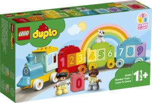 Lego Duplo 10954 Numerojuna – Opi Laskemaan
