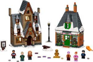 Lego Harry Potter 76388 Vierailu Tylyahon Kylässä