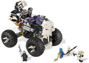Lego Ninjago 2506 Pääkallomönkijä