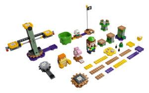 Lego Super Mario 71387 Seikkailut Luigin Kanssa - Aloitusrata