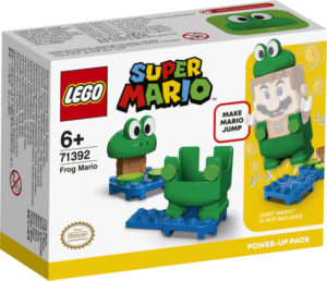 Lego Super Mario 71392 Frog Mario - Tehostuspakkaus