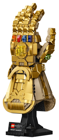 Lego Super Heroes 76191 Ikuisuuden Rautahanska