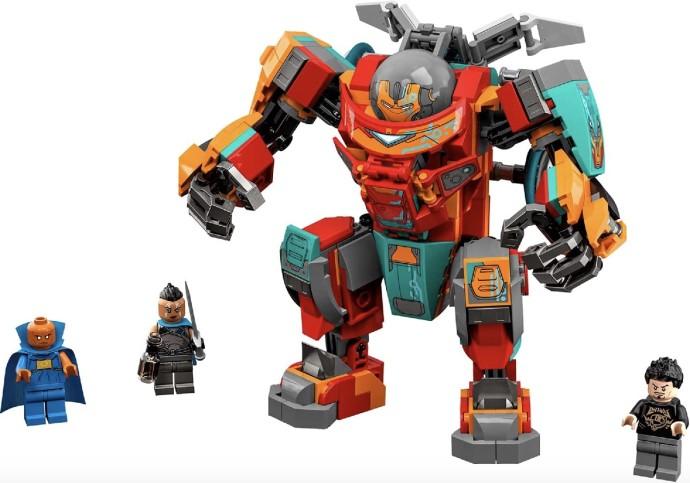 Lego Super Heroes 76194 Tony Starkin Sakaarialainen Iron Man