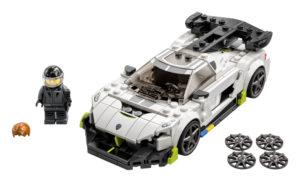 Lego Speed Champions 76900 Koenigsegg Jesko