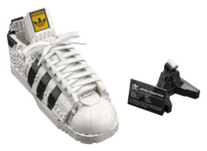 Lego 10282 Adidas Originals Superstar -Lenkkari