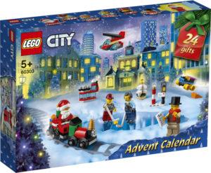 Lego City 60303 LEGO City Joulukalenteri