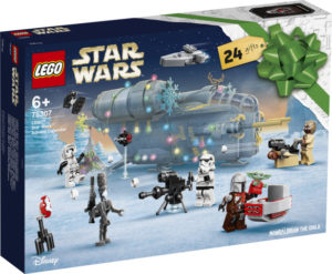 Lego Star Wars 75307 LEGO Star Wars Joulukalenteri