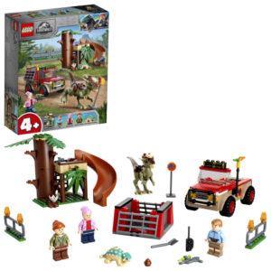 Lego Jurassic World 76939 Stygimoloch Dinosauruksen Pako