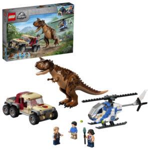 Lego Jurassic World 76941 Carnotaurus Dinosauruksen Takaa-ajo