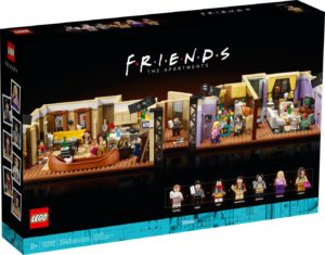 LEGO Creator 10292 Frendien Asunnot