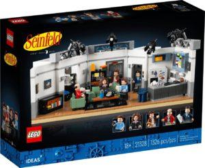 LEGO 21328 Seinfeld