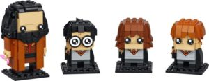 LEGO BrickHeadz 40495 Harry, Hermione, Ron ja Hagrid