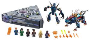 Lego Super Heroes 76156 Domon Nousu