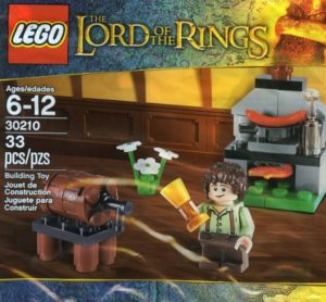 LEGO Lord of the Rings 30210 Frodo With Cooking Corner