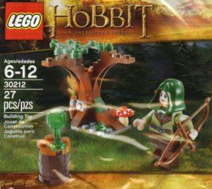 LEGO Hobbit 30212 Mirkwood Elf Guard