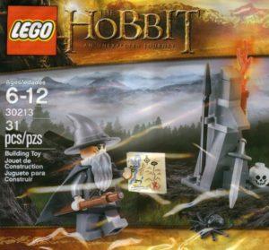 LEGO Hobbit 30213 Gandalf at Dol Guldur