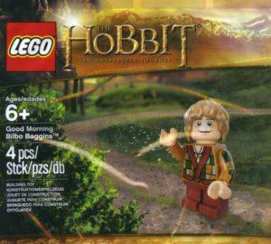 LEGO Hobbit 5002130 Good Morning Bilbo Baggins