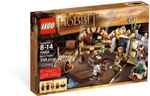 LEGO Hobbit 79004 Barrel Escape